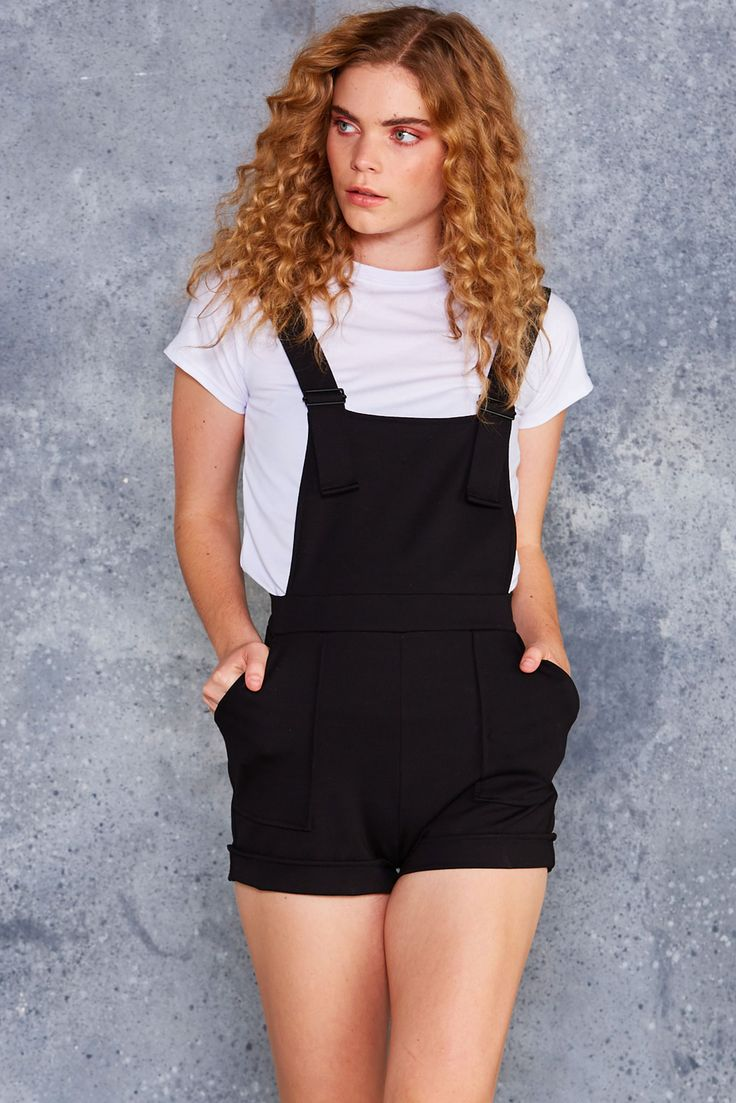 Push It Short Overalls ($90AUD) by BlackMilk Clothing