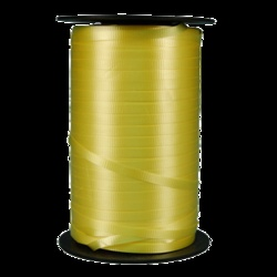 Accessorize your bags and boxes with our Curling Ribbon - Yellow