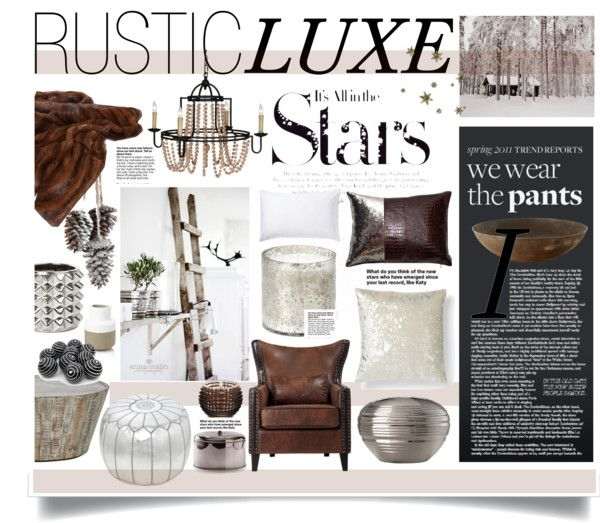 """Rustic Luxe"" by molli9109 on Polyvore"