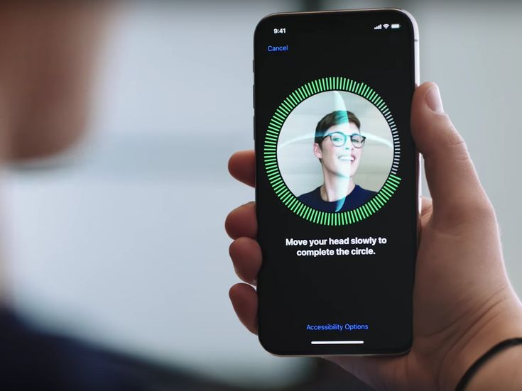 Why face scanning is going to dominate the future of smartphones and laptops (AAPL MSFT GOOG) #Smartphone