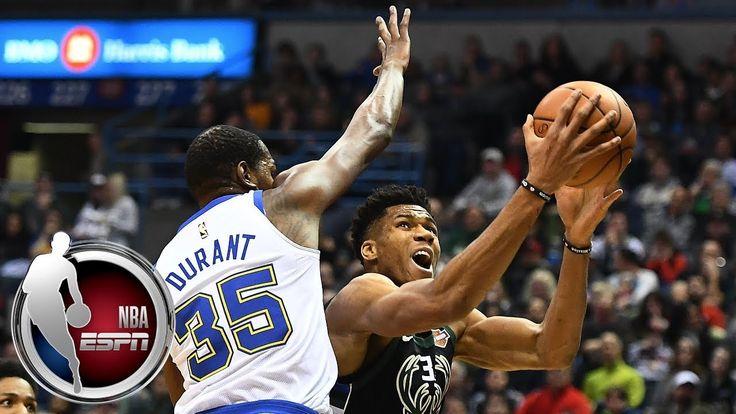 #news#WorldNewsESPN News : Kevin Durant outduels Giannis in Milwaukee   ESPN