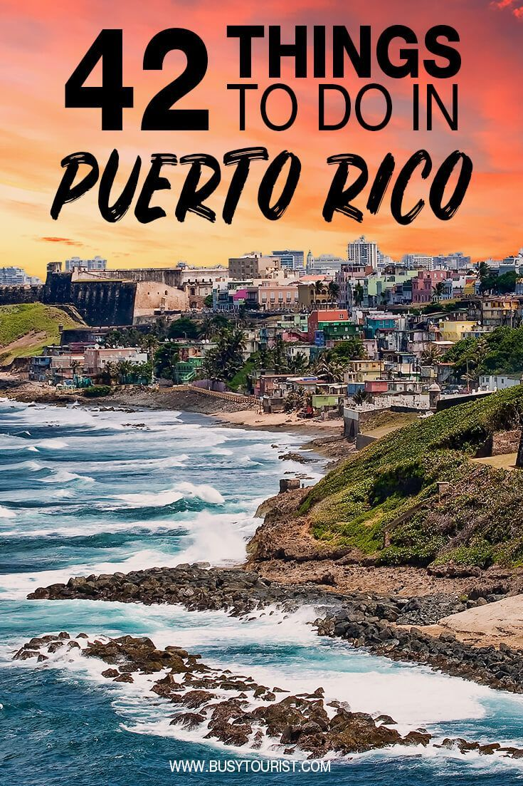 42 Best Things To Do In Puerto Rico Top Attractions Places To Visit Puerto Rico Trip Cool Places To Visit Places To Visit