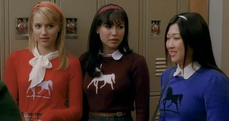 You Still Have Time for a (Gay) Halloween Costume: Glee and Brittana, Part Two