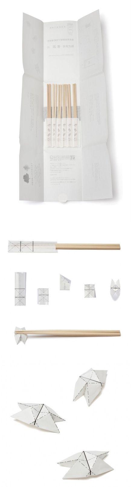 Designers attempt to simplify chopstick etiquette