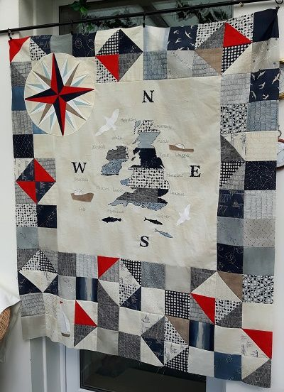 'Crafty' Anne is raising vital funds for Workington RNLI's Shannon appeal http://www.cumbriacrack.com/wp-content/uploads/2017/03/Anne-Nichols-quilt.jpg Workington Royal National Lifeboat Institution's (RNLI's) Shannon class lifeboat appeal has received a 'crafty' donation in the form of a unique handmade nautical quilt    http://www.cumbriacrack.com/2017/03/06/crafty-anne-raising-vital-funds-workington-rnlis-shannon-appeal/