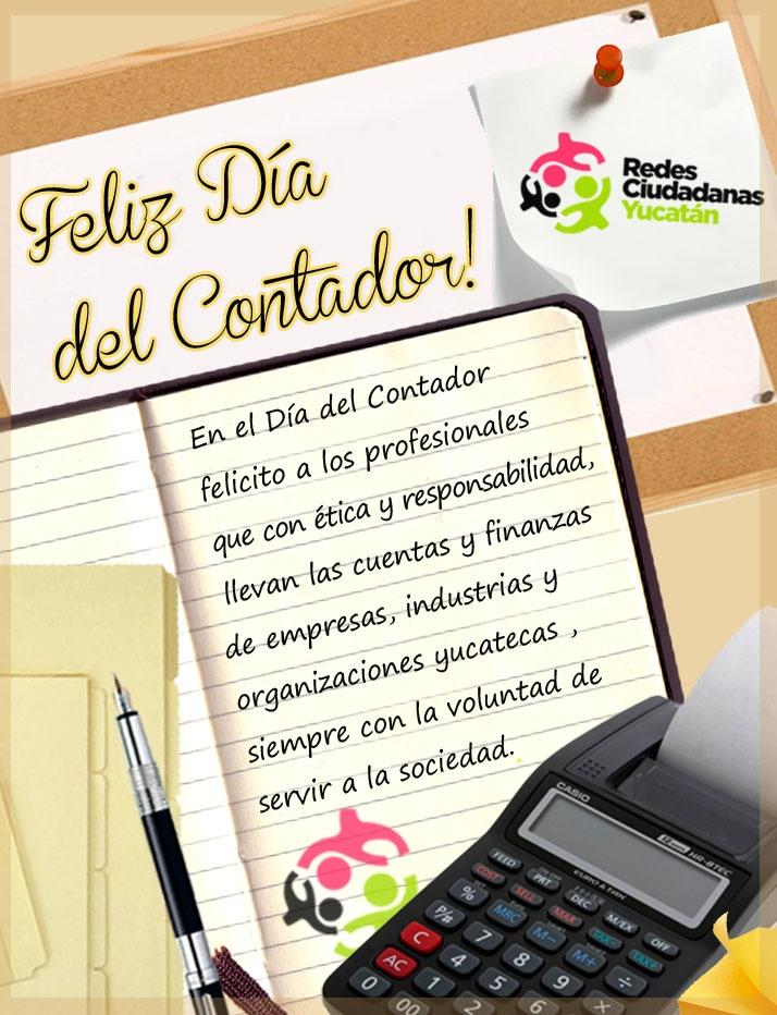 día del contador: Day, Del Contador