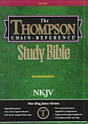 Thompson Study Bible