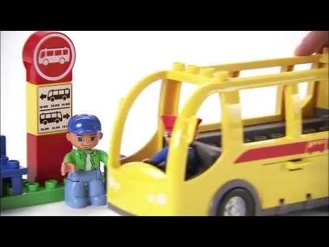 LEGO Duplo Bus Trip
