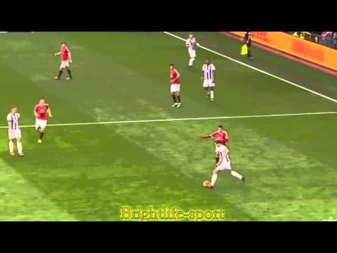 Манчестер Юнайтед 2-0 Вест Бромвич, АНГЛИЯ: Премьер-лига - Тур 12, обзор...