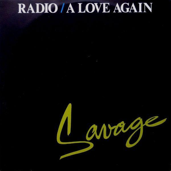 """Savage - Radio [Italo Dance 12''] 1984 €URO 80's """"La Radio del Ítalo Disco"""" euro80s.net"""