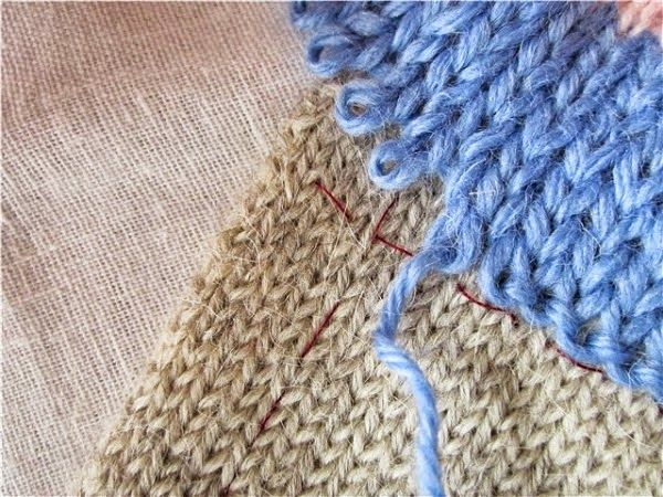 вязание схемы узоры