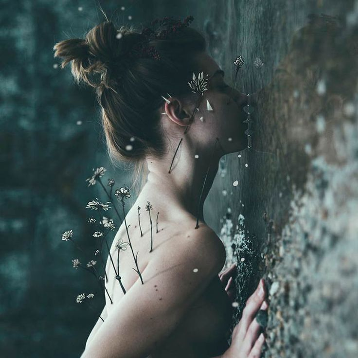 La Faune Et La Flore – Une superbe série de photographies oniriques et poétiques