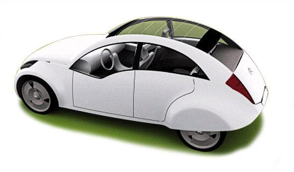 Citroën 2CV Concept