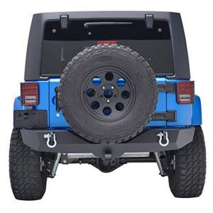 Jeep Wrangler JK RearBumpers Browse our wide selection of Jeep Wrangler JK RearBumpersto find the best pricesfor your Wrangler 2-Door or 4-Door. In this category you will find JK Wrangler RearBumpers for the2007, 2008, 2009, 2010, 2011, 2012, 2013, 2014, 2015, 2016, and 2017 Jeep Wranglers. You can either select a product category or use our search box to find specific items in our store. Feel free touse our filtering options to sort by popularity, price or ratings within a category…