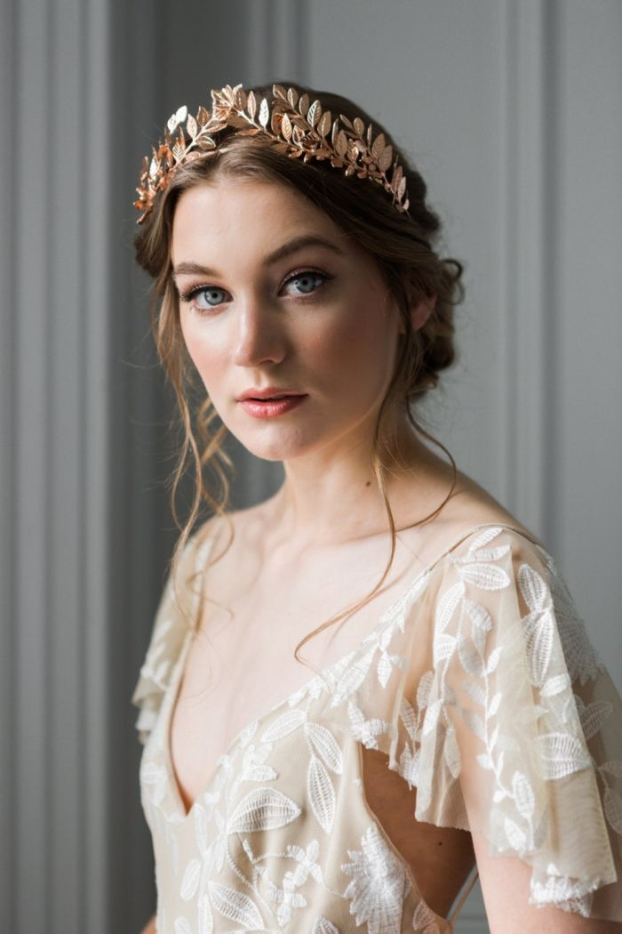 12 Drop Dead Gorgeous Bridal Headpieces