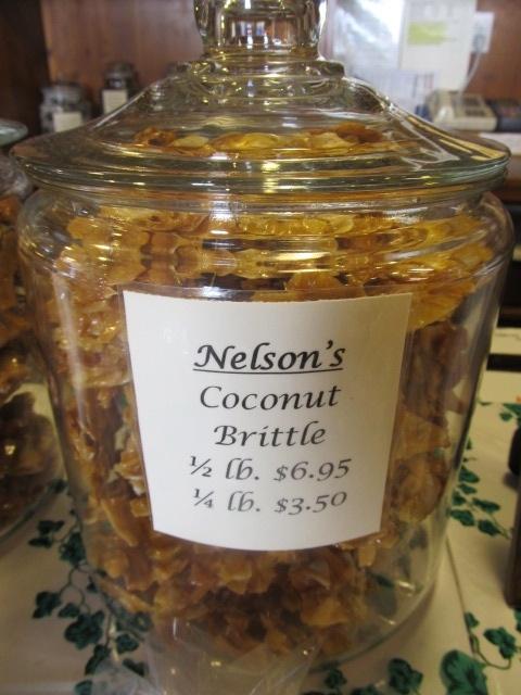 Nelson S Candy Kitchen Murphys Ca