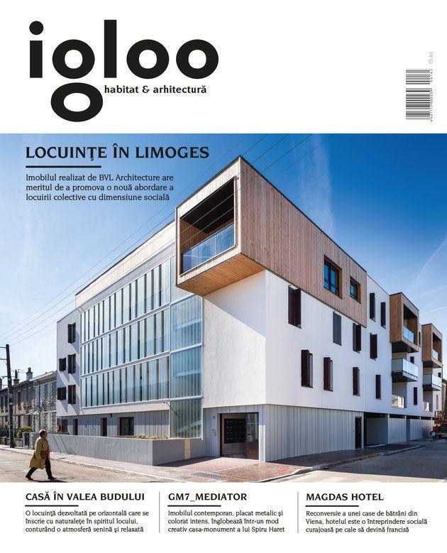 Igloo #165: Locuințe colective - igloo.ro