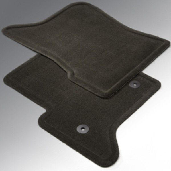 2016 #Silverado 1500 Floor Mats, Ebony Front Ebony, Front Carpet Replacements: These Carpet Replacement Floor Mats for the front of your vehicle duplicate your original production floor mats exactly.
