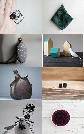Shape B by Paolo Durandetto on Etsy--Pinned with TreasuryPin.com