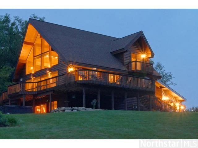 Homes For Sale - Spectacular custom post and beam cedar home.  #homesforsale #customhome #realestate