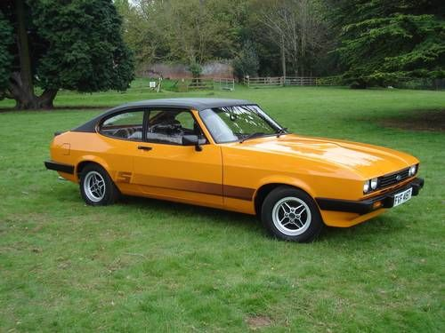 1979 Ford Capri 3.0 'S'