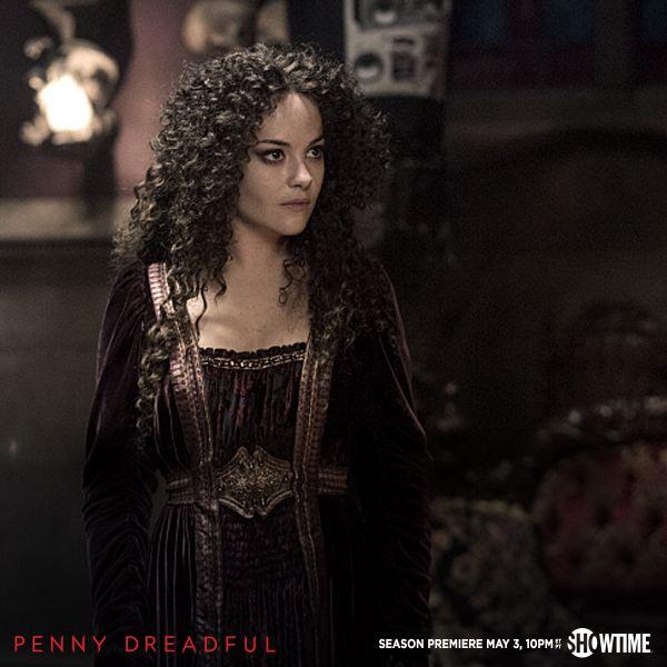 SHO_Penny: Which is witch? #TheHuntersBecomeThePrey #PennyDreadful #Showtime