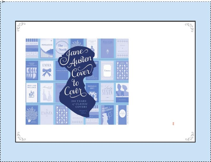Jane Austen Cover to Cover: Gallery Kit  #janeausten #book
