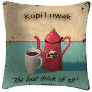 Kopi Luwak is not just for anybody. It is a coffee for those who believe to have a standard life, a class and an elegance in everything they do.