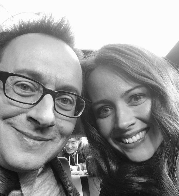 Michael Emerson & Amy Acker