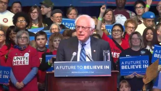 bernie sanders news | Canadians choose Bernie Sanders over Hillary Clinton, survey suggests ...