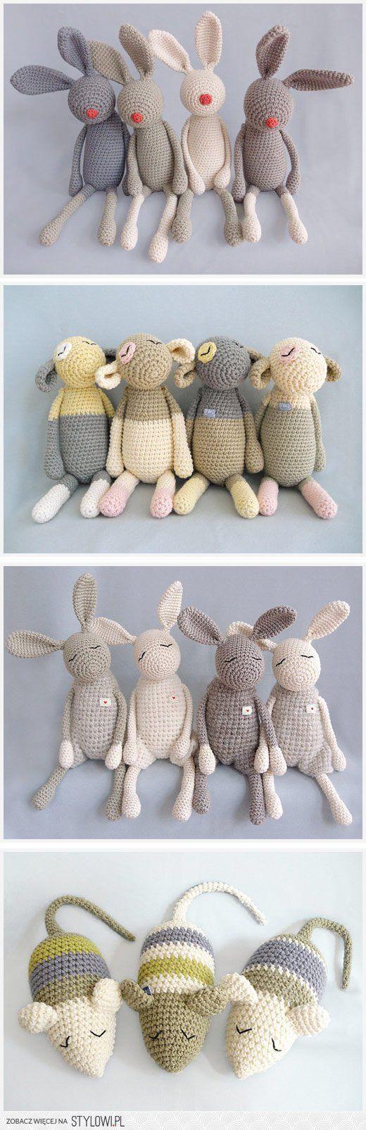 Mejores 60 imágenes de Crochet en Pinterest