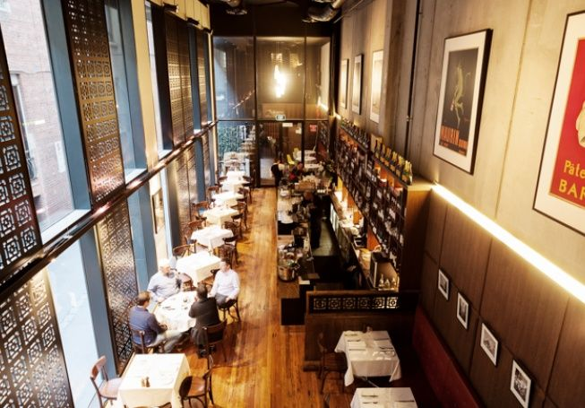 The French Brasserie | 2 Malthouse Ln Melbourne
