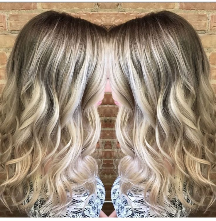 Balayages #balayage #ombre #blondehair #longhair @ravenskylar_hair