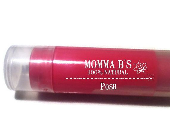 All Natural POSH Fuschia Pink High Pigmented by MommaBNaturals, $6.99