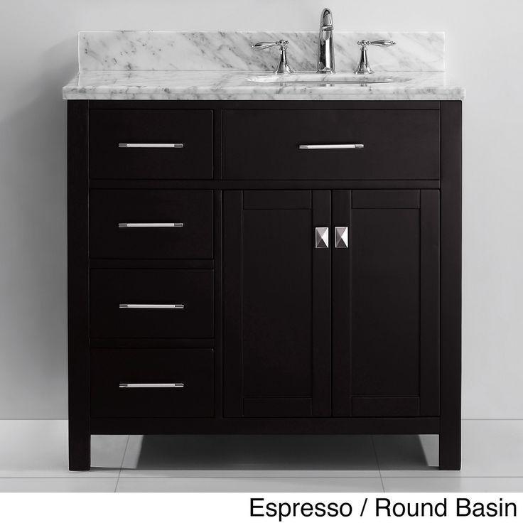 bathroom vanities 36 inches wide | 36 Inch Bathroom Vanity - 8 Best Images About Renovation On Pinterest