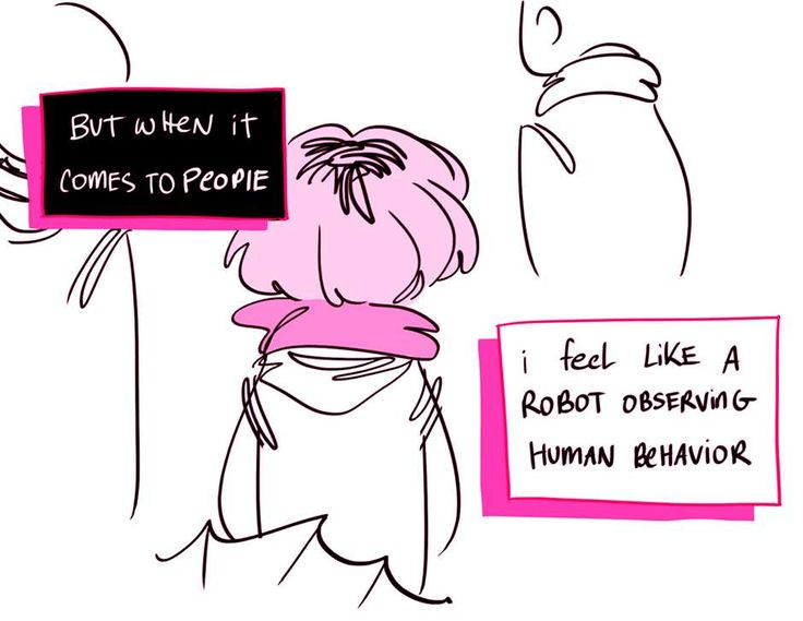 Pink :: robot   Tapastic Comics - image 3