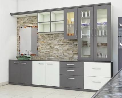 Best 25 Modern Kitchen Tiles Ideas On Pinterest  Kitchen Tile Magnificent Design Of Kitchen Inspiration