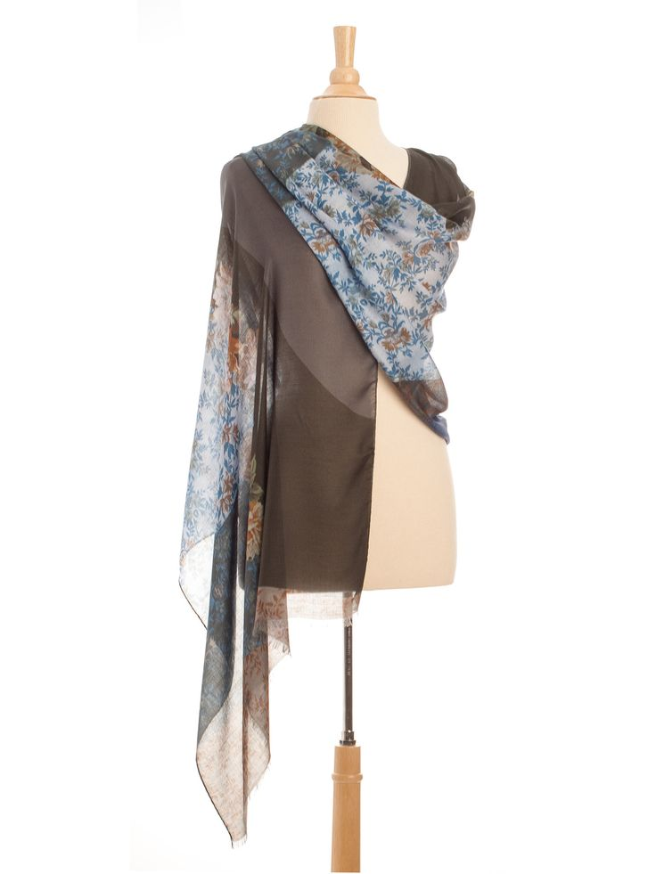 223 best Shawls, Evening Wraps and Stoles images on ...