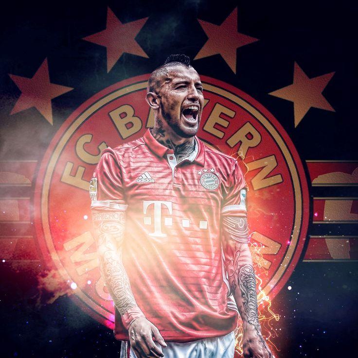 Arturo vidal - Bayern Munich