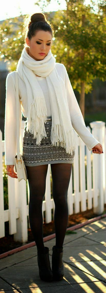 Daily New Fashion : Cute Fall Outfits by Hapa Time