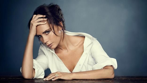Victoria Beckham, istri dari bintang sepakbola David Beckham - Indosport.com