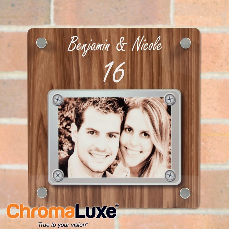 A house sign for a new house together.