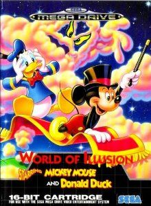 World of Illusion starring Mickey Mouse and Donald Duck (Mega Drive): Amazon.co.uk: PC & Video Games