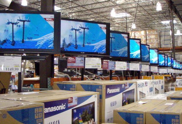 Costco TV – Should You Buy your LCD Television at Costco?