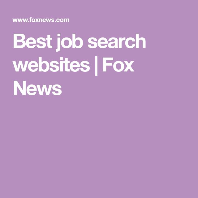 The 25+ best Job search websites ideas on Pinterest Job search - best job search apps