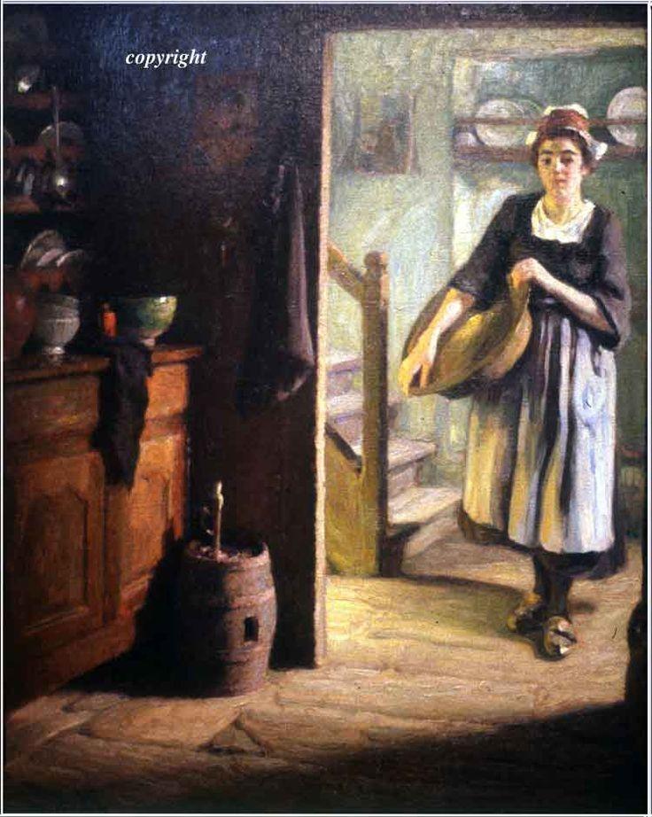 Concarneau et ses Peintres - Peintres étrangers - Grün Maurice