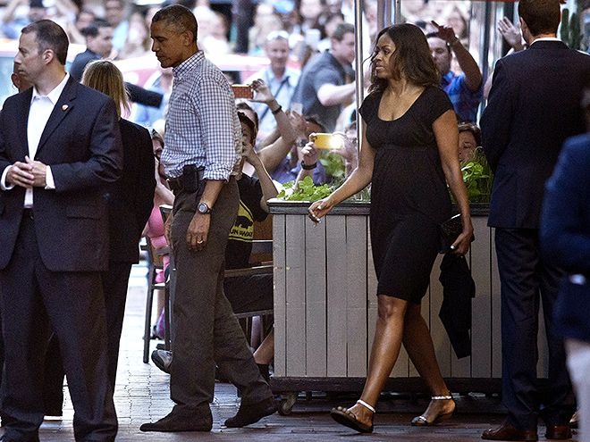 The Obama Guide to Eating Your Way Across Washington, D.C. | OYAMEL | The President and First Lady spent Memorial Day with daughter Malia at chef José Andrés' popular Mexican restaurant. The couple has also celebrated other momentous occasions there, from birthdays to foreign policy successes.