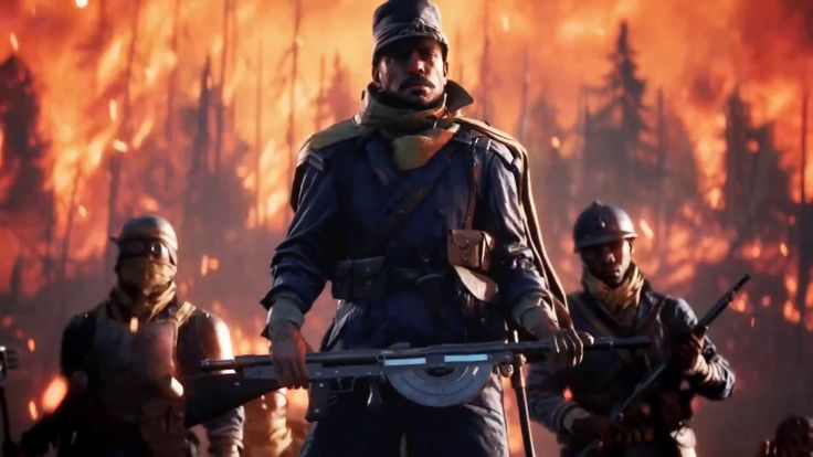 Battlefield 1   They Shall Not Pass Trailer