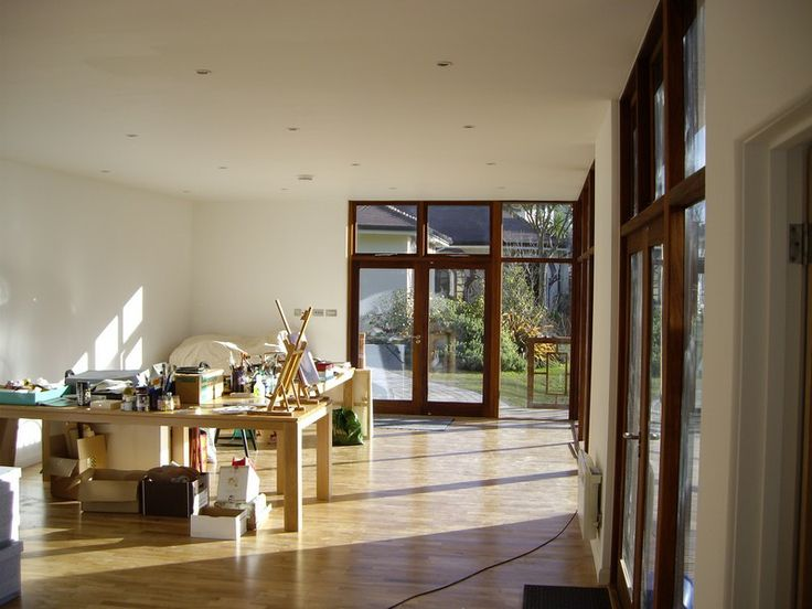 If you feel the need for additional natural light channelled onto your work space we