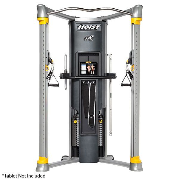 The Hoist Mi6 is one of the most versatile Functional Trainers on the market is #Hoist
